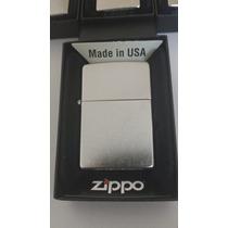 Isqueiro Zippo Original Usa Street Chrome 207