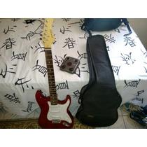 Guitarra Rocky By Condor + Pedaleira Zoom G1