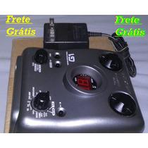 Pedaleira Zoom G1 Ritmos Efeitos P/ Guitarra Frete Grátis