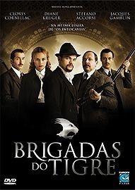 Brigadas Do Tigre -dvd -clovis Cornilla -diane Kruger (luva) Original