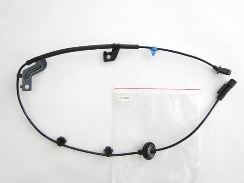 Sensor Abs Traseiro Esquerdo 4670a581 Asx Lancer Outlander Original
