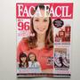 Revista Faça Fácil Patchwork Customização Em Tênis Bc295