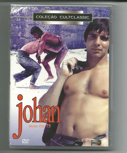 Dvd Johan - Cult Francês -  Gay - Lgbt Original