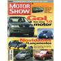 Motor Show Nº221 Vw Gol 1.0 Honda Civic Vectra Fiat Marea