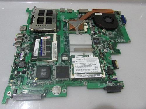 Placa Mãe Da0zl5mb6c2 Note Acer Aspire 3000 5000 Funcionando