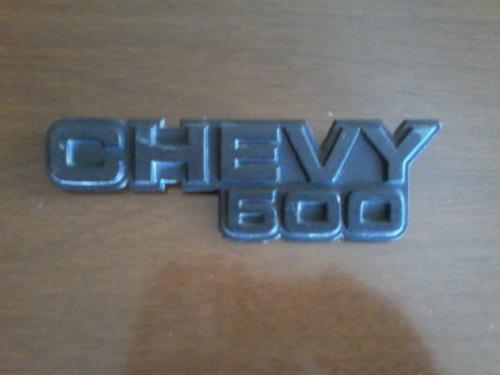 Emblema Da Chevy 500  Gm Original