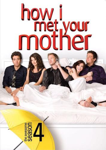 Poster How I Mer Your Mother Impresso 20 X 30 Alta Qualidade Original