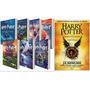 Kit Livros: Coleção Harry Potter Saga Completa 8 Livros