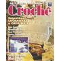 276 Rvt Revista Artes Artesanato Moderno Crochê Nº. 01