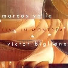Cd Marcos Valle E Victor Biglione Live In Montreal Original