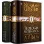 Teologia Sistemática Norman Geisler Vol. 1 E 2 Cpad