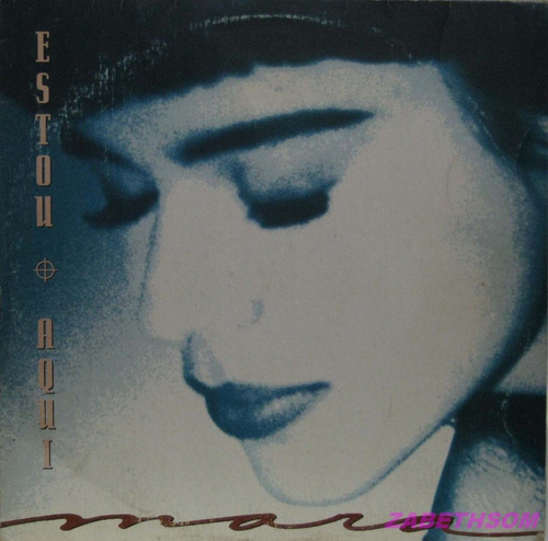Mara - Estou Aqui (jesus Cristo) Lp Vinil Single Emi 1992 Original