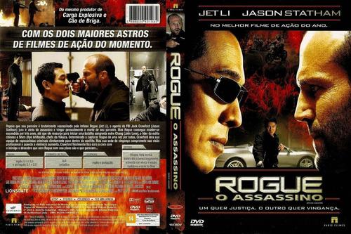Dvd Rogue O Assassino Original