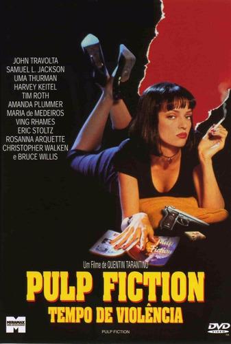 Pulp Fiction - Tempo De Violência Original