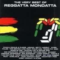 Cd  Very Best Of Reggatta Mondatta  -  B224 Original