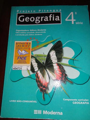 Livro Geografia 4a Série Original