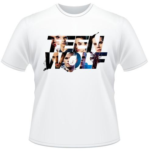Camisa Teen Wolf