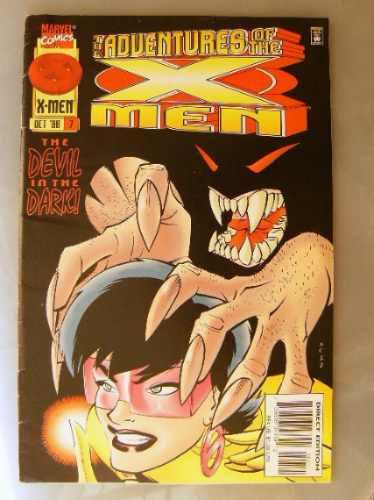Hq Adventures Of The X-men 07 Importada 1996 Original
