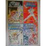8 Mangas Cavaleiros Do Zodíaco Saint Seiya Nº 1 Ao 48