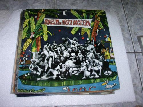 Lp Orquestra De Musica Brasileira Original