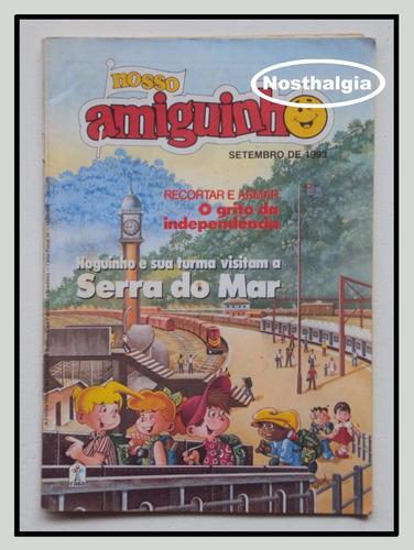 Album Nosso Amiguinho 40 Anos - F(291) Original