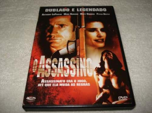 Dvd O Assassino Com Anthony Lapaglia E Mimi Rogers Lacrado Original