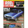 Rod & Custom Nº23 Opala V8 Ford F100 Pick up 1959