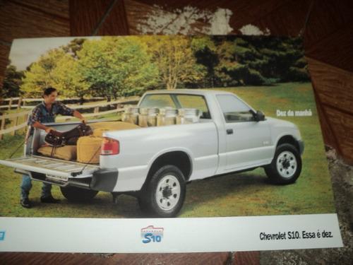 Chevrolet S10 1995 Original