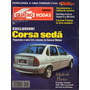 Quatro Rodas Nº421 Corsa Sedan Fiat Uno Ep Volvo 850