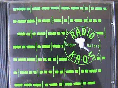 Cd  -  Roger Waters  -  Radio  K.a.o.s. Original