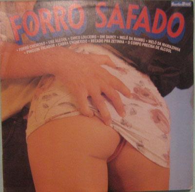 Forró Safado   -   Vários  -  1988 Original