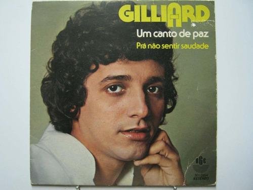 Gilliard Compacto Um Canto De Paz Original