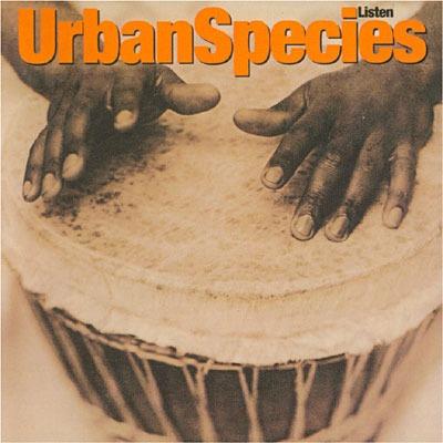 Cd  :   Urban Species  -  Listen  -  Importado -  B58 Original
