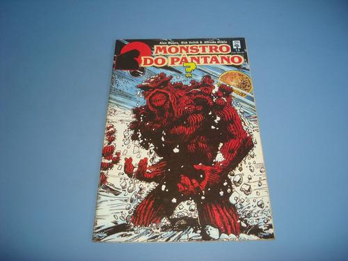 Revista Monstro Do Pântano Nº 13 Original