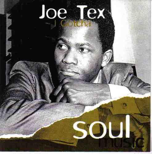 Joe Tex - I Gotcha - Soul Music - Raridade Original