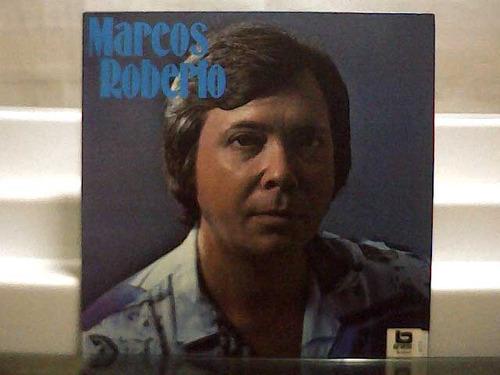 Marcos Roberto A Partida Lp Vinil Beverly 1991 Original