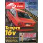 Quatro Rodas Nº393 Tempra 16v Omega Suprema Cd Versailles Gl