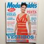 Revista Moda Moldes 68 Especial Vestidos E Macacões D050