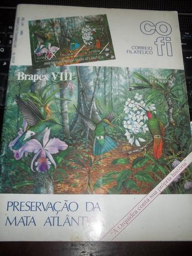 Cofi Correio Filatelico Set Out Ano 15 Nº 132 Ebct Original