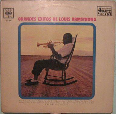 Louis Armstrong - Grandes Exitos Louis Armstrong - Importado Original