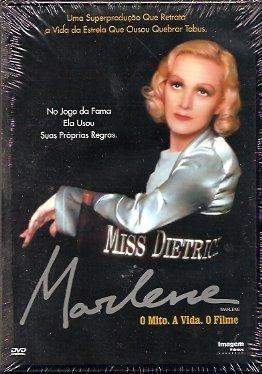 Dvd: Marlene ( Dietrich ) O Mito - A Vida - O Filme Original