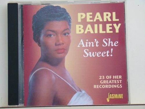 Cd - Pearl Bailey - Ain