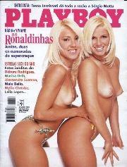 Playboy 270 * Ronaldinhas * Maria Checa * Bailo * Maria Paul Original