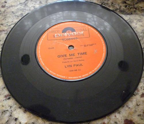 Disco Compacto Simples - Lyn Paul Original