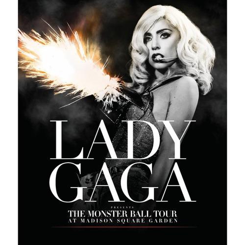 Lady Gaga - Monster Ball Tour At Madison Square Garden - Dvd Original