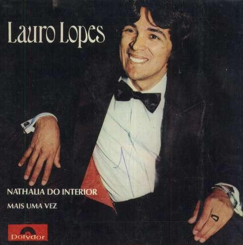Lauro Lopes Compacto De Vinil Nathalia Do Interior 1979 Original