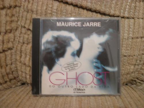 Cd Ghost - Do Outro Lado Da Vida - Maurice Jarre - Trilha Original