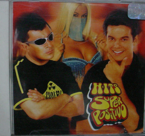 Cd  -  Hits  Super Positivo  - Feiticeira - B17 Original