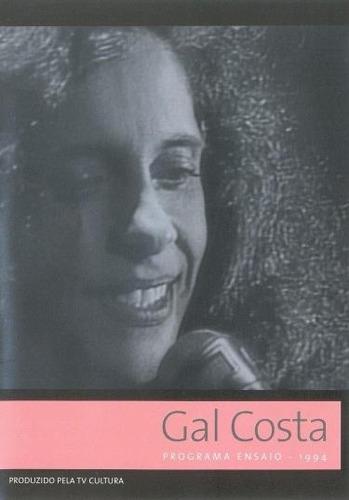 Dvd Gal Costa - Programa Ensaio - 1994 Original