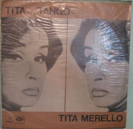 Tita Merello - Tita..tango - 1969 Lp Importado Uruguai Original